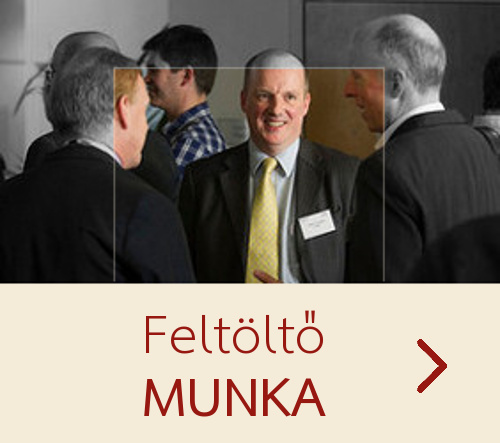 Feltöltő Munka - vezetők, alkalmazottak, közszereplők