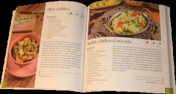 Ajurveda szakácskönyv, receptek